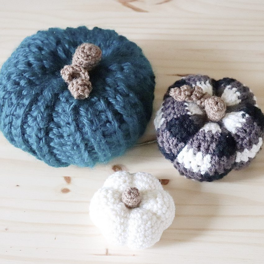 fall, autumn, decor, farmhouse, DIY, crochet pattern