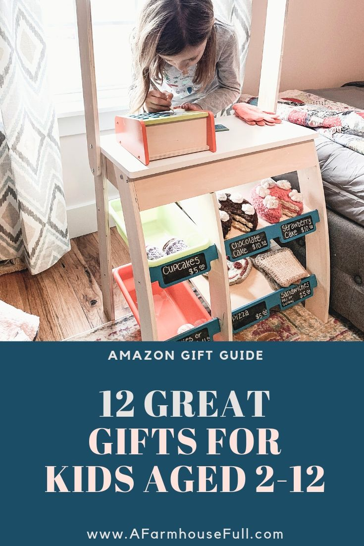 Gift Guide amazon kids presents birthday